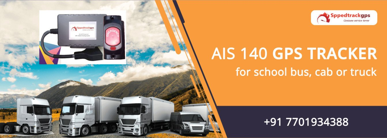 AIS 140 GPS tracker for school Bus
