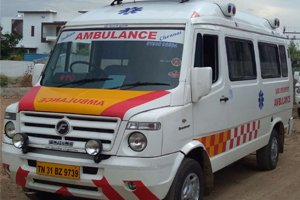 AIS 140 for Ambulance