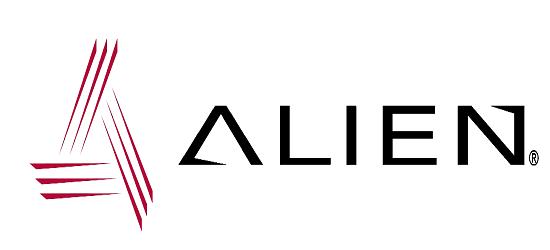 Alien RFID logo