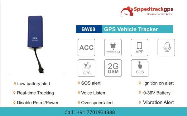 BW08 GPS Tracker 2