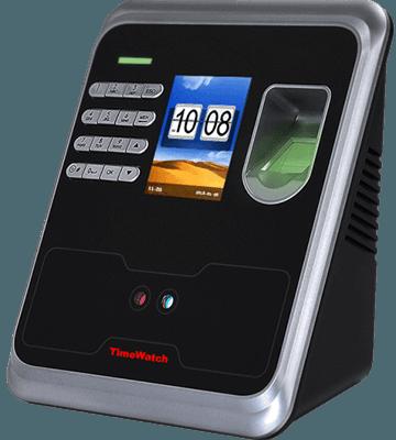 Face cum Biometric Fingerprint System 1