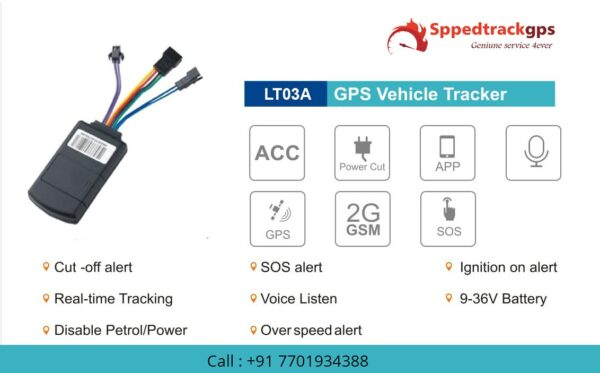 LT03A GPS Tracker 2