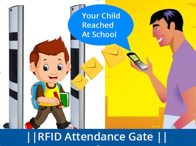 RFID School Attendance System