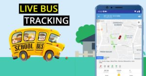 School Bus GPS Tracker 1