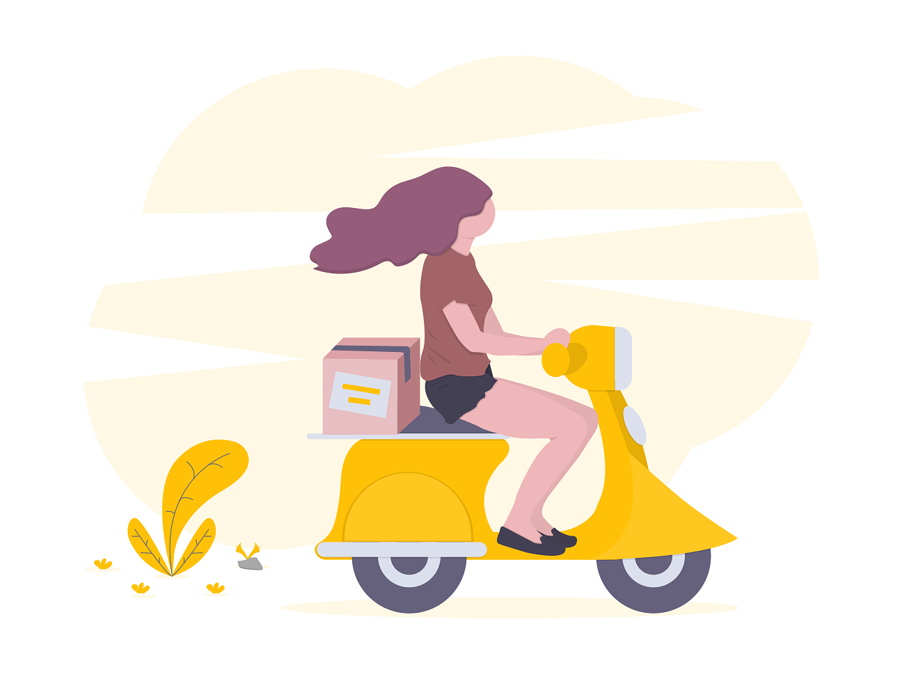 Gps tracker for Scooty