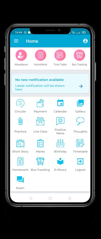 Free Mobile app for school